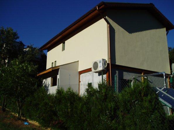 Сглобяема къща в Старозагорско