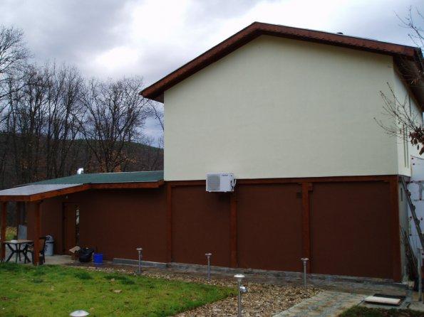 Сглобяема къща в Старозагорски минерални бани